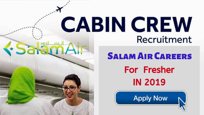 salam air careers cabin crew