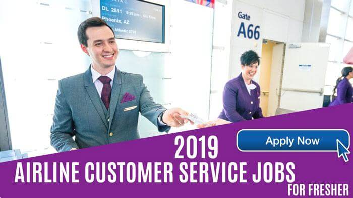 airline customer service jobs