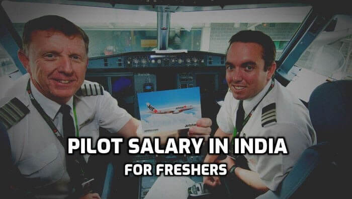airline pilot salary