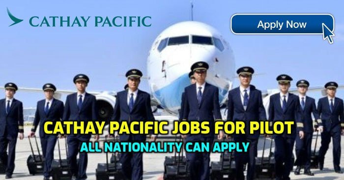 cathay pacific jobs pilot