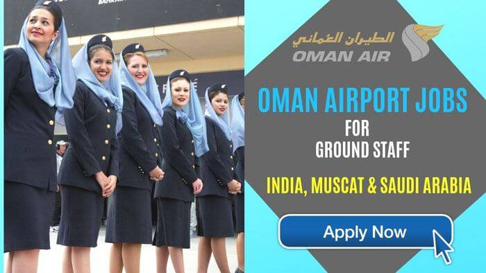 oman airport jobs