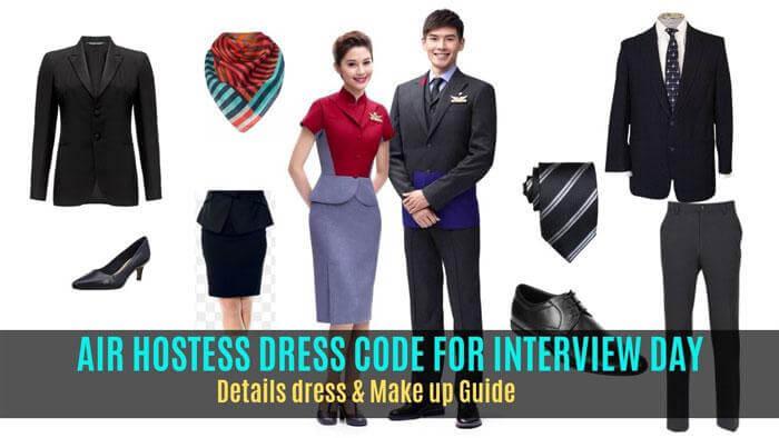 air hostess dress