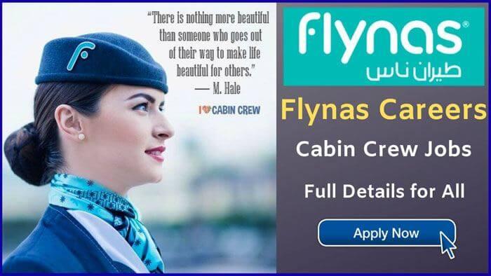 flynas careers
