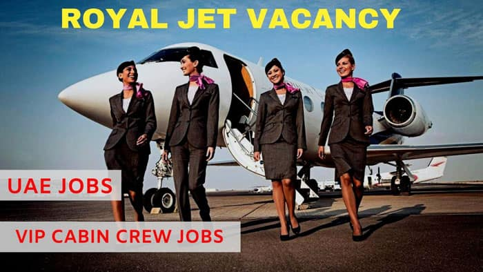 royal jet vacancies