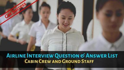 Vistara Airlines Cabin Crew Interview Question and Answer