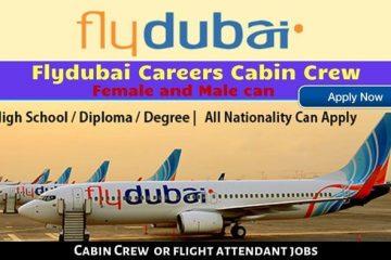 flydubai careers cabin crew