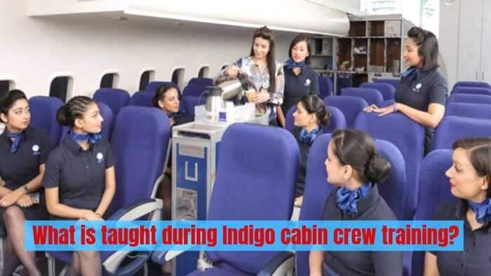 indigo cabin crew training