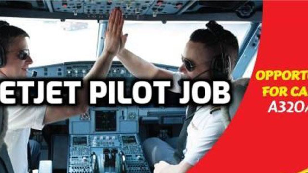 VietJet Pilot Jobs for Fresher and Experience in 2019