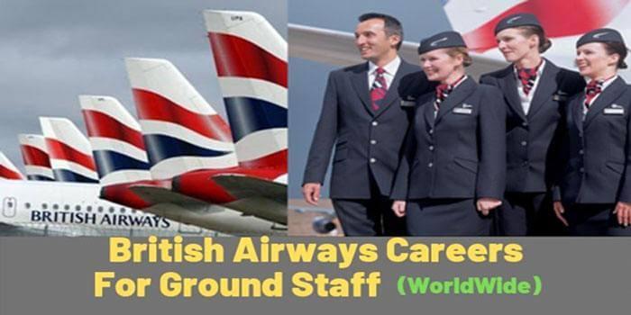 british airways careers