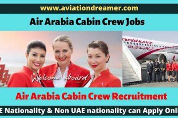 air arabia cabin crew