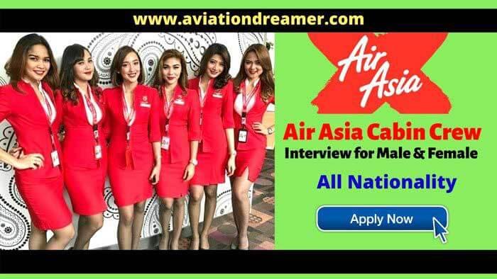 air asia cabin crew