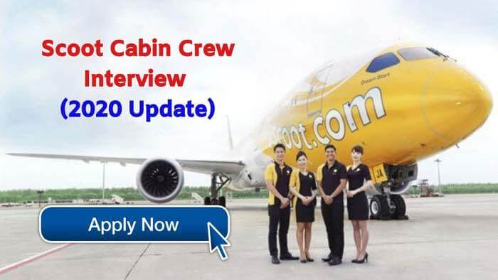 scoot cabin crew