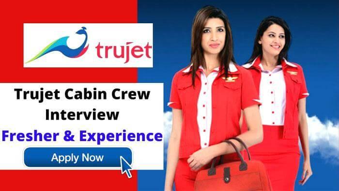 trujet cabin crew
