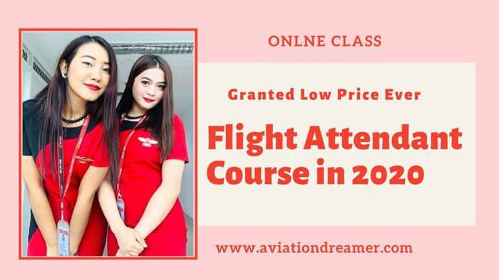 flight attendant course