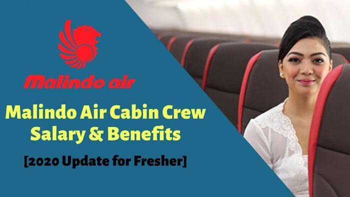 malindo air cabin crew salary