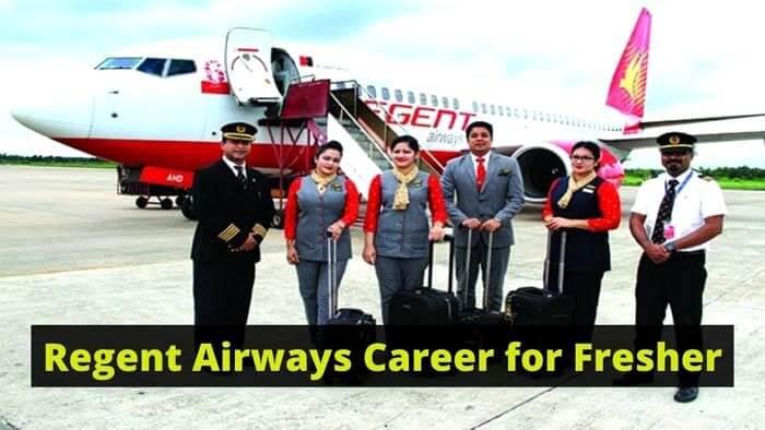 regent airways career