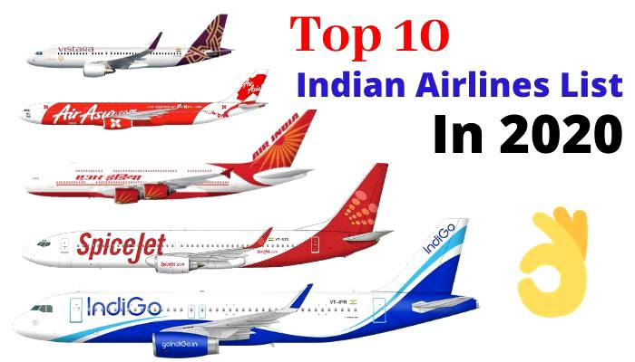 indian airlines list