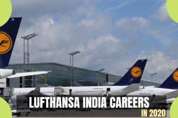 lufthansa india careers