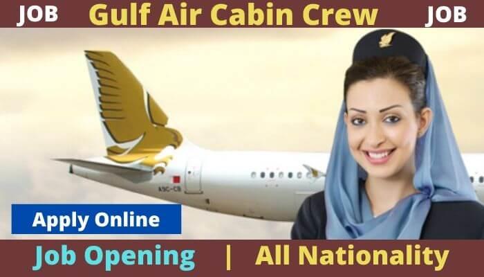 gulf air cabin crew