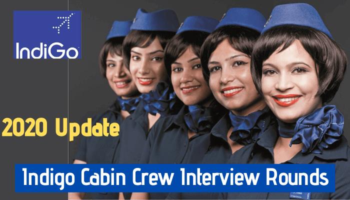 indigo cabin crew interview rounds