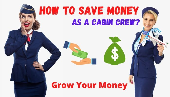 how save money cabin crew
