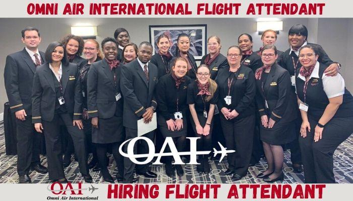omni air international flight attendant