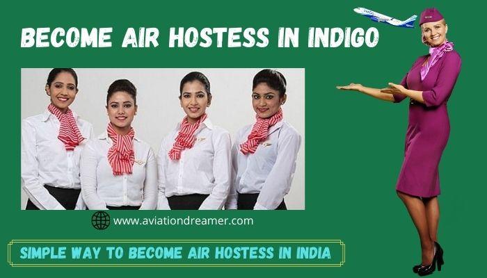 air hostess indigo