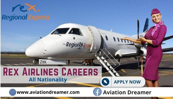 rex airlines careers