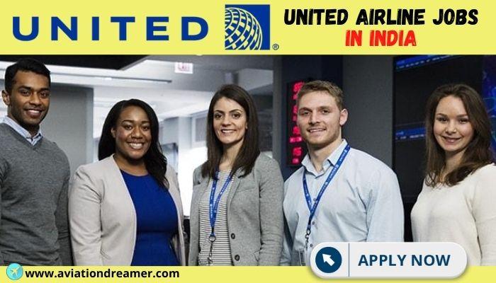 united airline jobs india