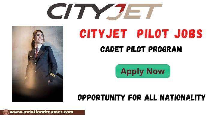 cityjet pilot jobs