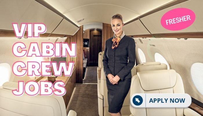 vip cabin crew