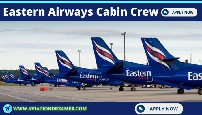 eastern airways cabin crew