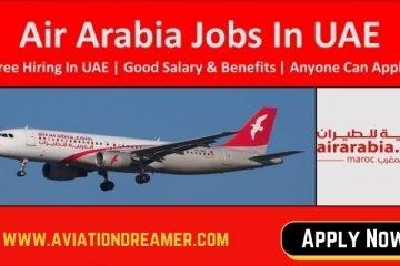 air arabia vacancies