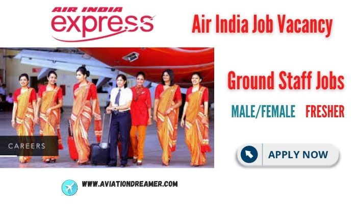 air india ground staff vacacy