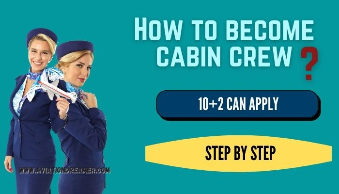 how become cabin crew