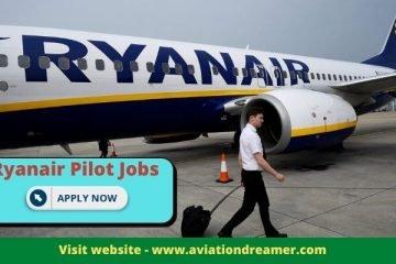 ryanair pilot job