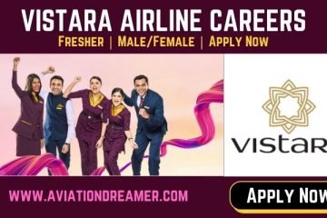 vistara airline careers