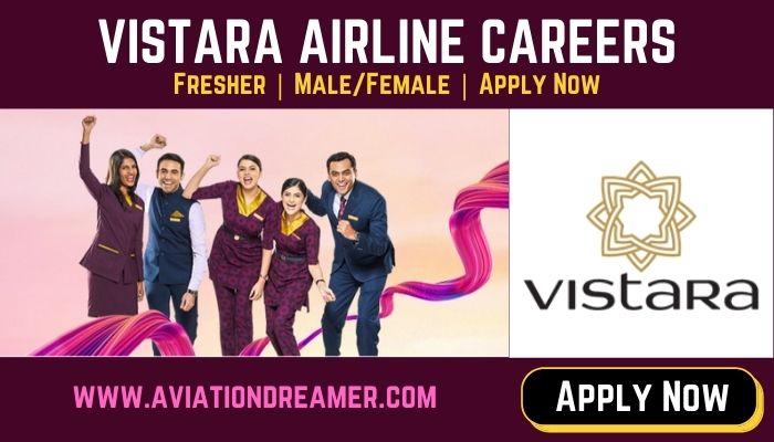 vistara airline careers