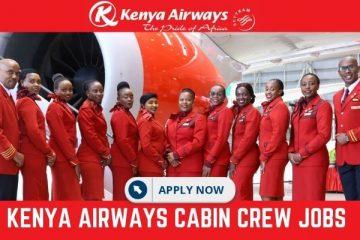 kenya airways cabin crew
