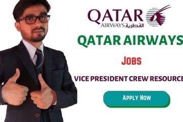 vice president crew resources