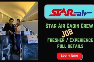 star air cabin crew