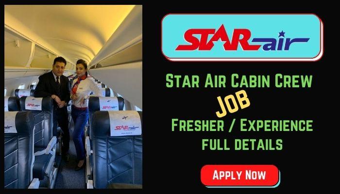 star air cabin crew
