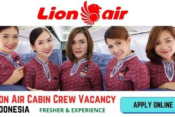 lion air cabin crew