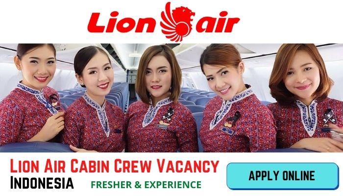 lion air cabin crew