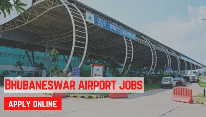 bhubaneswar airport jobs