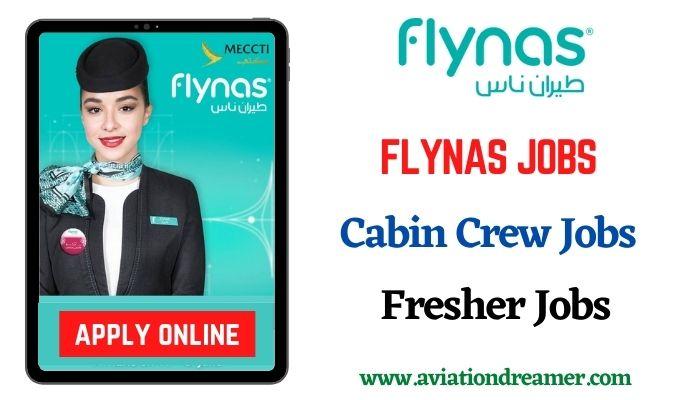 flynas jobs