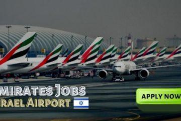 emirates jobs israel