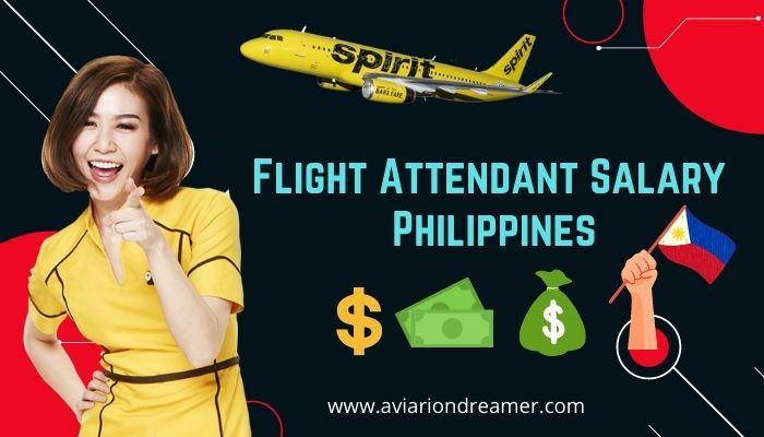 flight attendant salary philippines