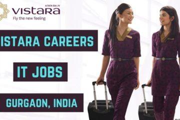vistara careers jobs