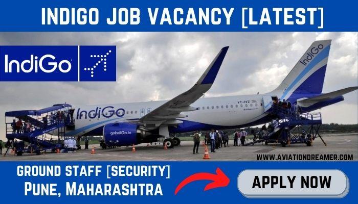 indigo job vacancy